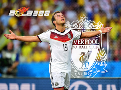 Bandar Agen Bola Terpercaya - Klopp Siapkan Nama Mario Gotze Untuk Liverpool Musim Depan