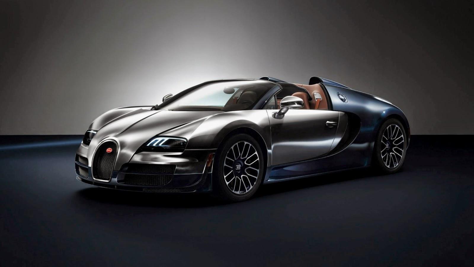Bugatti Veyron Ettore Bugatti Posebna Serija 2015 Car Hd