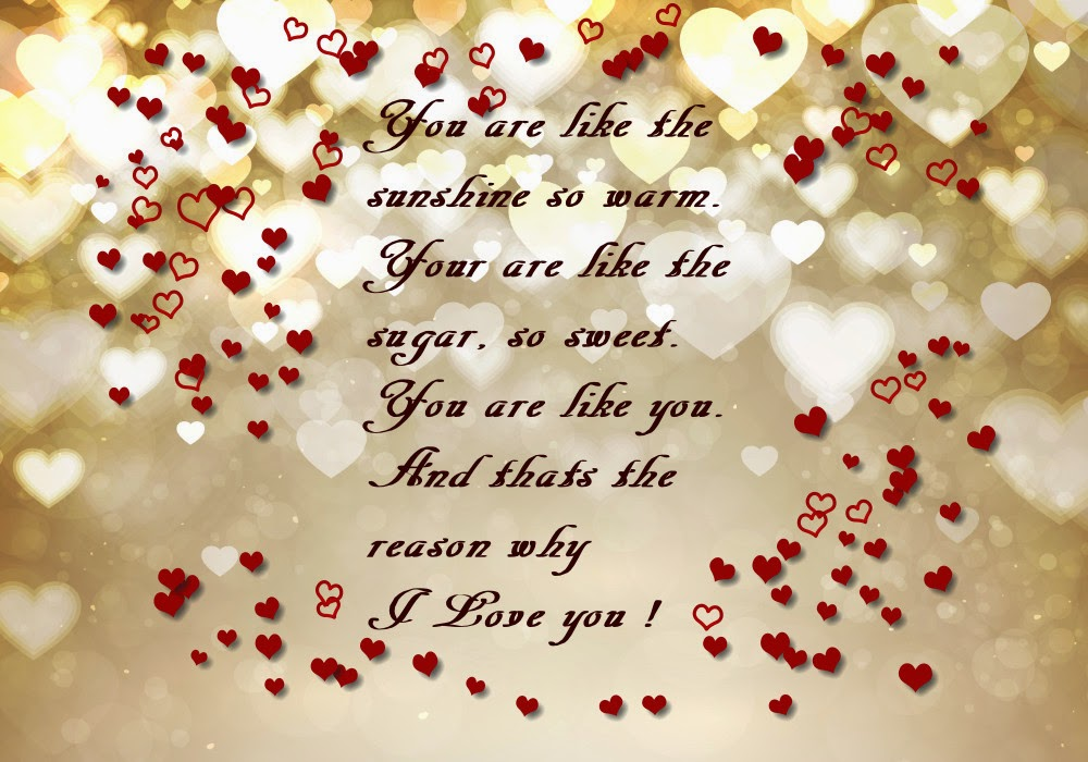 Valentines Day Romantic QuotesMessages For Him