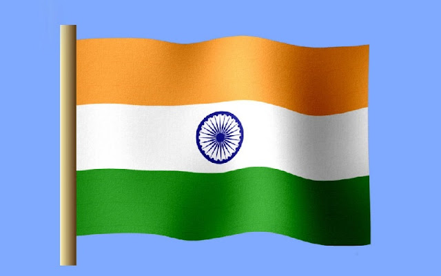 Indian-Flag-colors-description