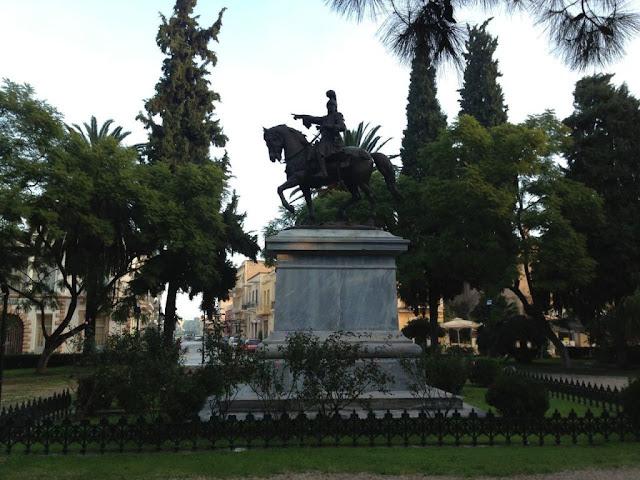 Στους πολίτες η απόφαση για το Πάρκο Κολοκοτρώνη στο Ναύπλιο
