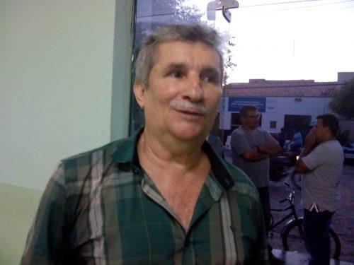 CRIME: Suspeito de matar ex-funcionário, prefeito de Santana do Acaraú está foragido