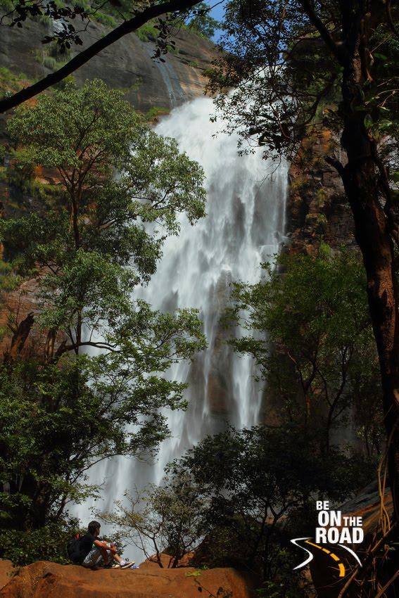 Agaya Gangai Falls, Kolli Hills, Tamil Nadu