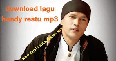 download lagu hendy restu mp3