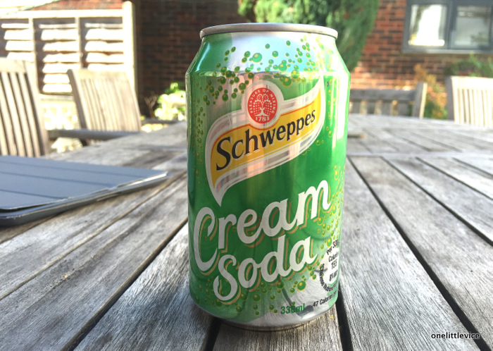 one little vice lifestyle blog: american cream soda