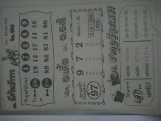 Thai lottery magazine picture tips and hints for new Thailand lotto result next week