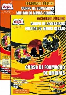 Apostila Corpo de Bombeiros Militar Minas Gerais CFO