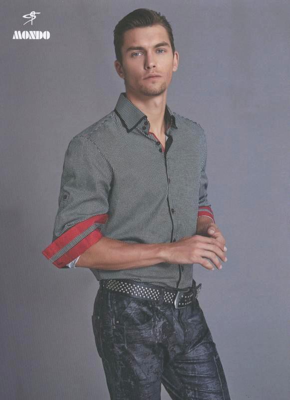 Модные мужские рубашки Севастополь, Крым