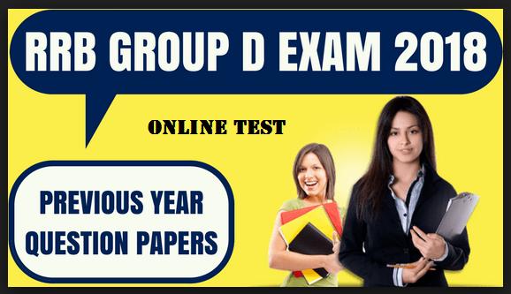 RRB  Group d Secunderabad online test 2018