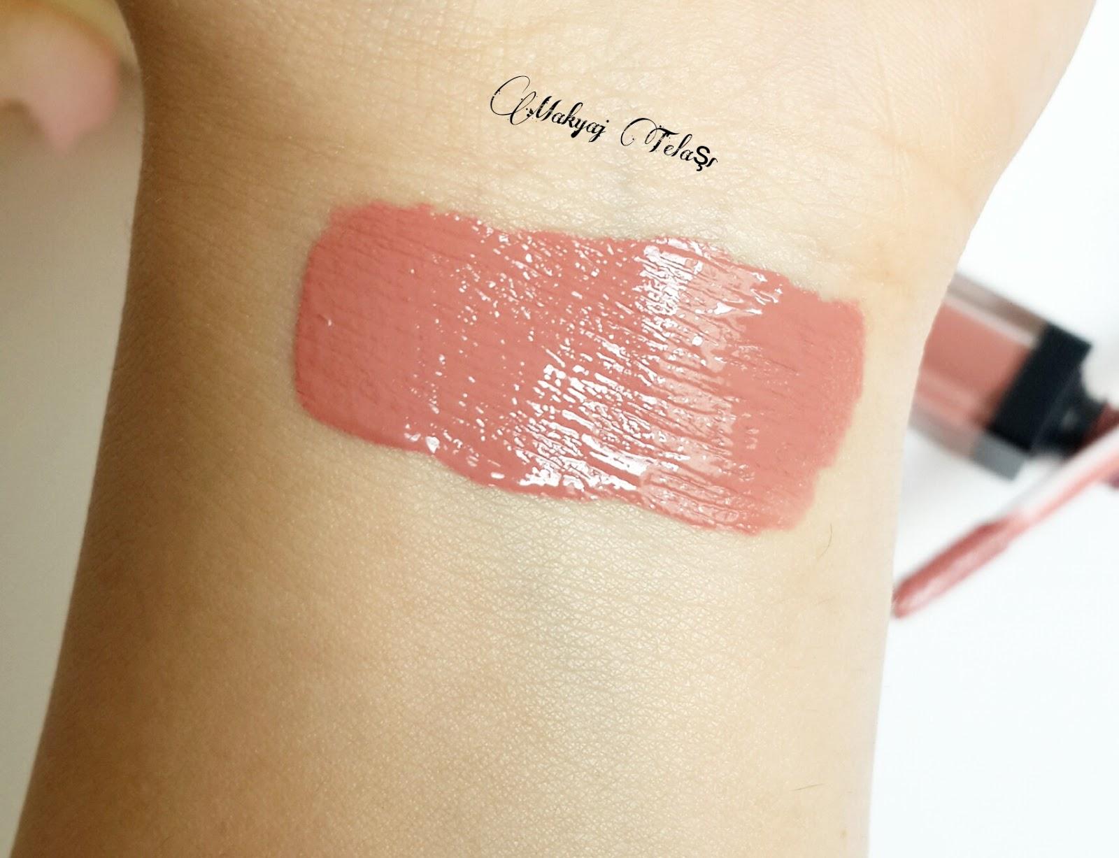 Sleek makeup - süslüsözlük