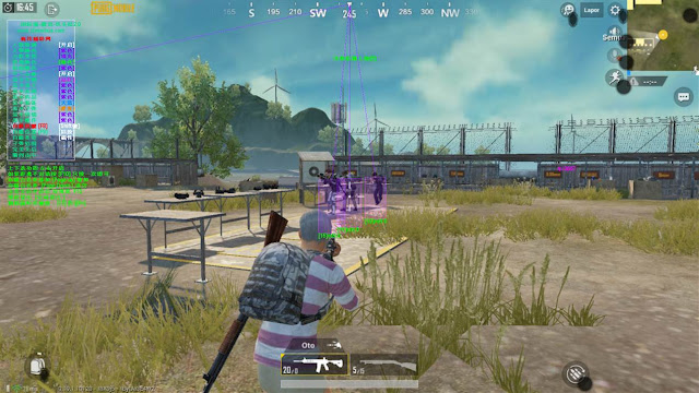 Download Cheats 27 December 2018 PUBG MOBILE Tencent Gaming Buddy Wallhack, No Recoil, ESP, Aimbot