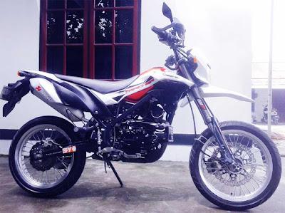 Kelebihan Dan Kelemahan Kawasaki D'Tracker 150