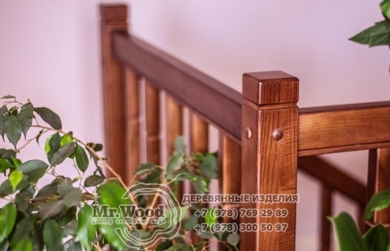 Деревянная лестница Севастополь