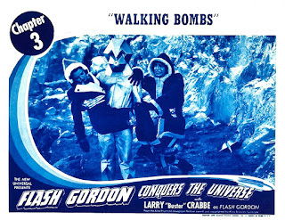 Flash Gordon conquista el Universo - Walking Bombs