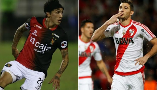 River Plate vs Melgar en vivo
