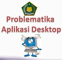 Permasalahan dan Solusi Aplikasi Desktop Emis Semester Genap 2015/2016