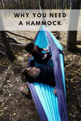 why you need a hammock