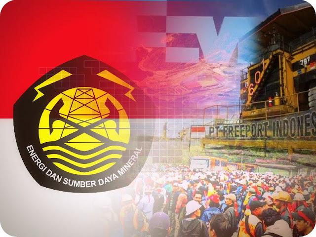 Pemerintah Indonesia Melunak ke PT. Freeport Indonesia