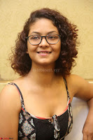 Actress Aditi Myakal Looks gorgeous in Sleeveless Deep Neck Top at Ami Tumi success meet ~  Exclusive 043.JPG