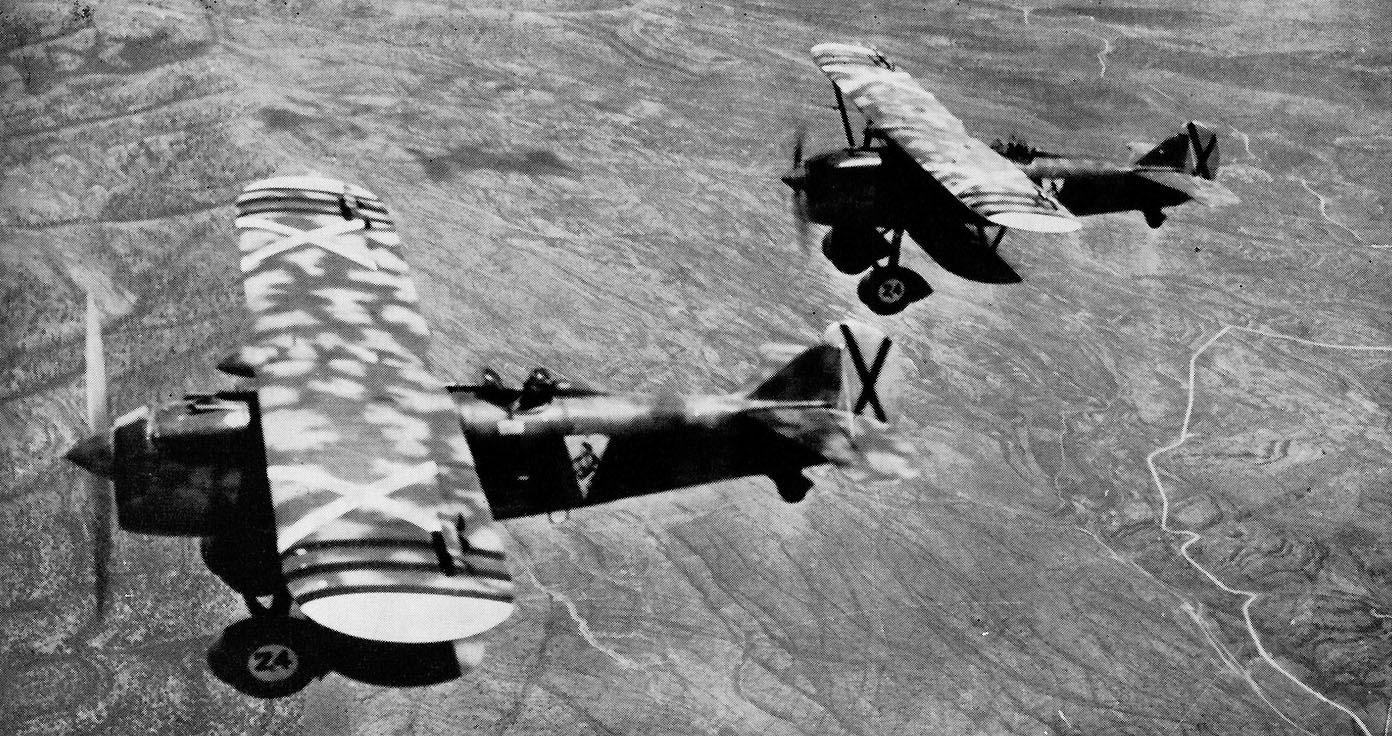 Aerei Italiani della Seconda Guerra Mondiale  Ass LI Btg