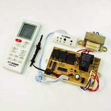 Air Conditioner Control Board : Air Conditioner Control Board pcb