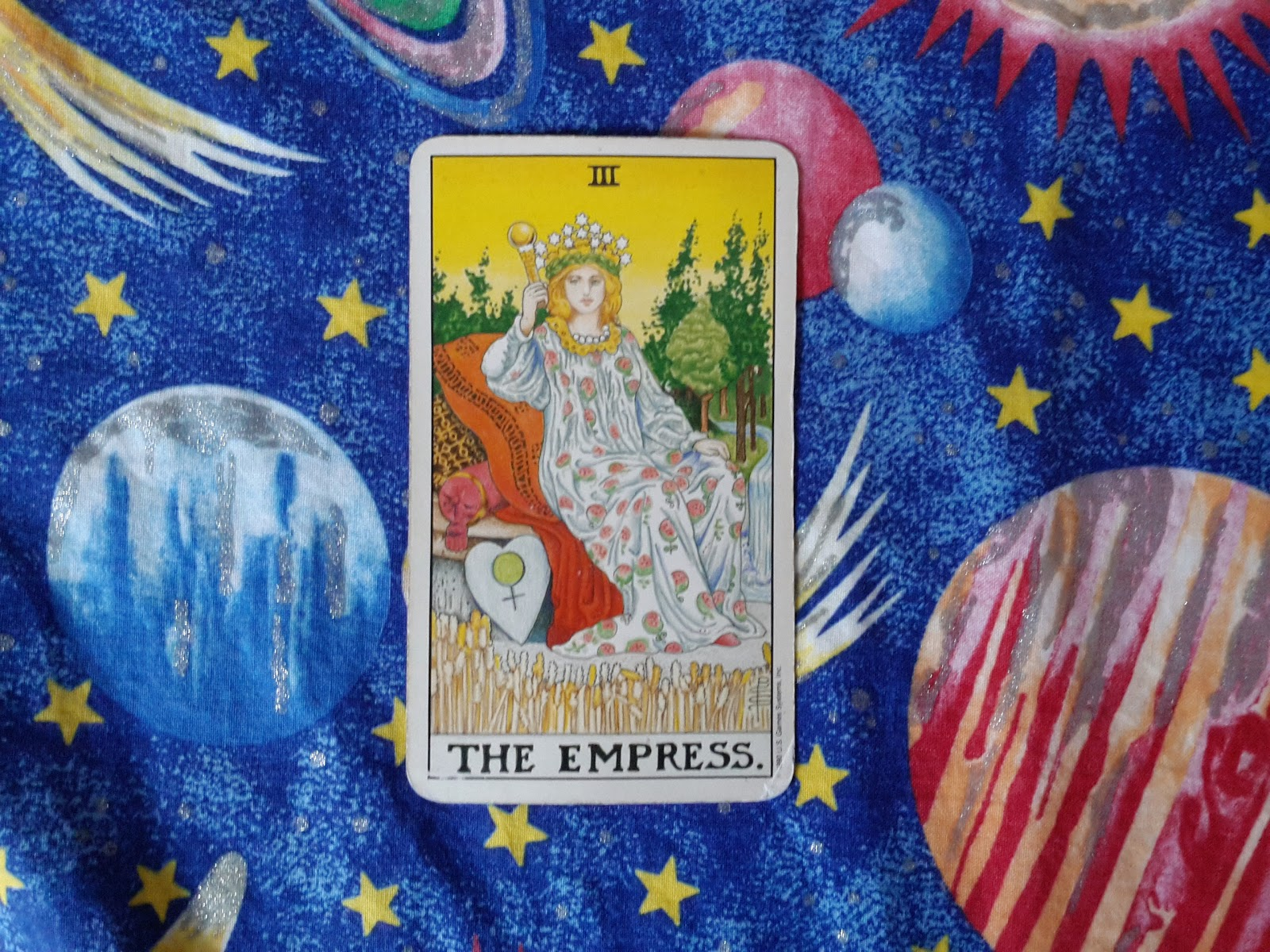 Psykiksister's Mind Candy: Easy Tarot Spreads