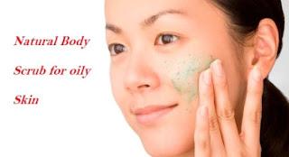 Make A Natural Face Scrub