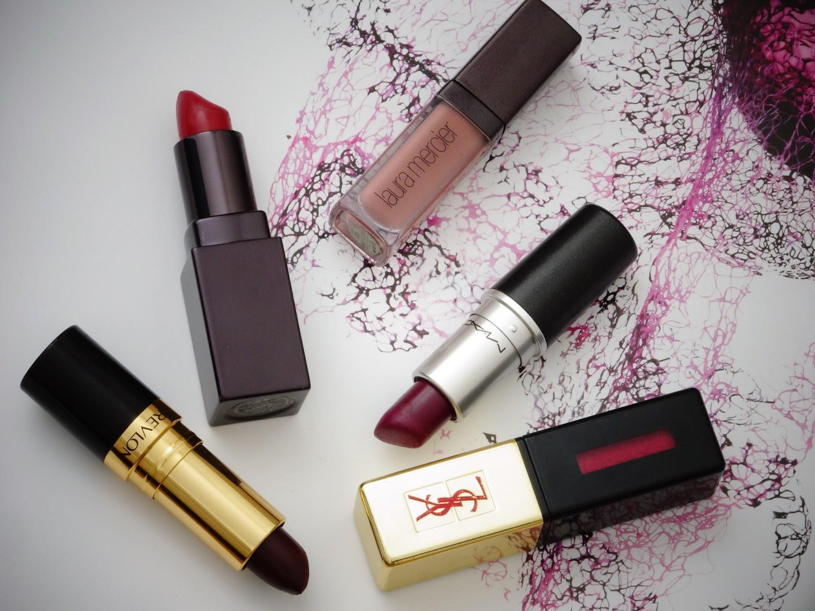 Autumn Lip Products