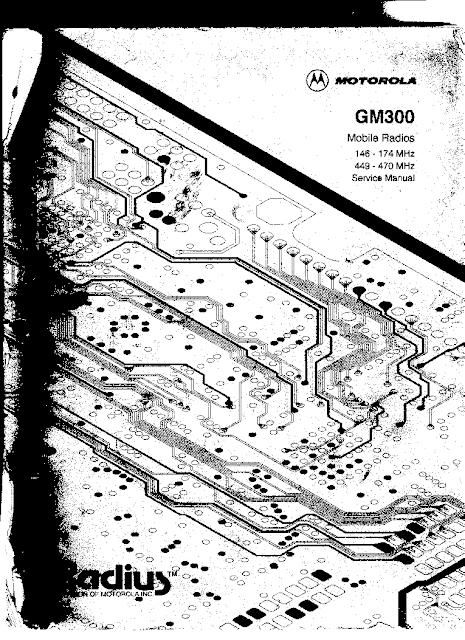 Gm300 Service Manual