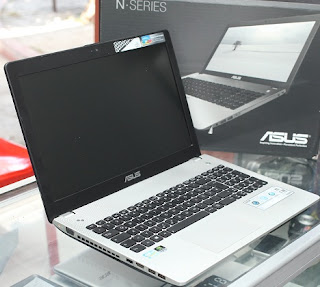 Jual Laptop Asus N56VZ 2nd - ( gamers )