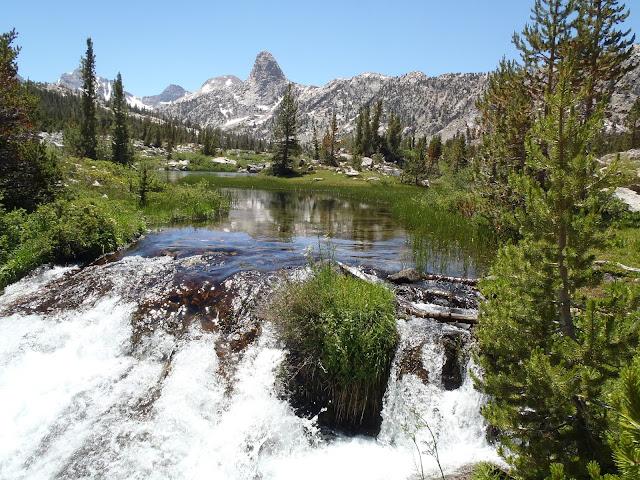 Rae Lakes Loop, King Canyon/Sequoia National Park