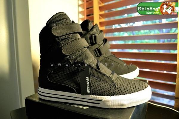 Bộ sưu tập giày sneaker tột đỉnh của anh chàng việt tại mỹ bạn nữ nào cũng m19ê