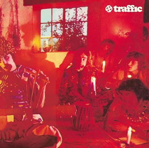 TRAFFIC - MR. FANTASY (1967)