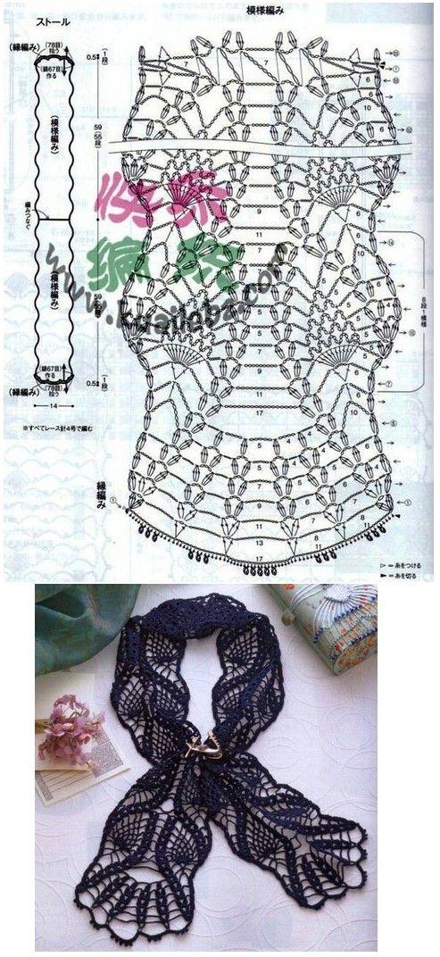 Encantador Patrón De Crochet Carenado Oso Motivo - Ideas de Patrones ...