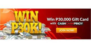 Philippine promo, Cashcashpinoy