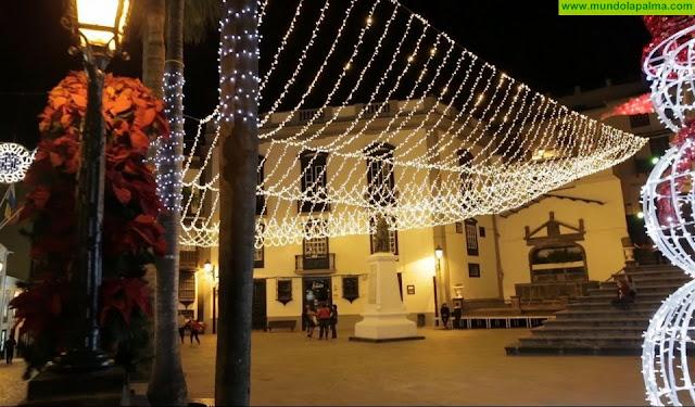 El Ayuntamiento de Santa Cruz de La Palma realiza un vídeo para la promoción de la Navidad capitalina en redes sociales