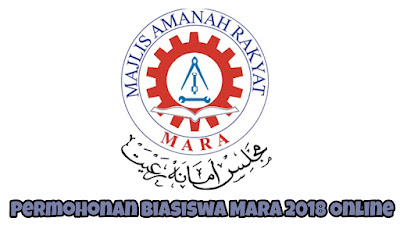 Permohonan Biasiswa MARA 2021 Online