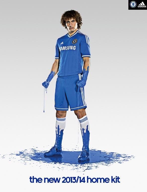 092e1df433 Faces de pes 2012 e pes 2013  Uniformes Chelsea Temporada 13 14
