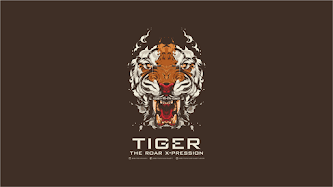 Tiger HD Wallpaper for Smartphone and Desktop