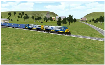 Train Sim Pro Mod Shopping Terbaru