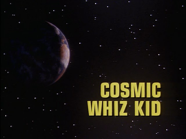Buck Rogers in the 25th Century Guide: Ep 111 Cosmic Whiz