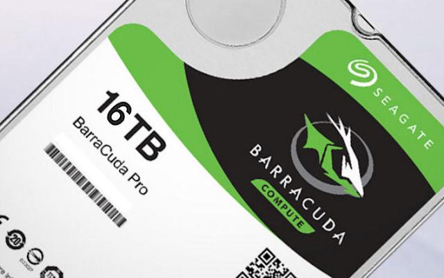 Tahun depan, Seagate akan Luncurkan Hard disk 14TB dan 16TB
