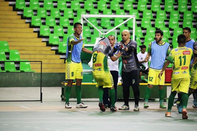 Brejo do Cruz sofre goleada na Taça Brasil