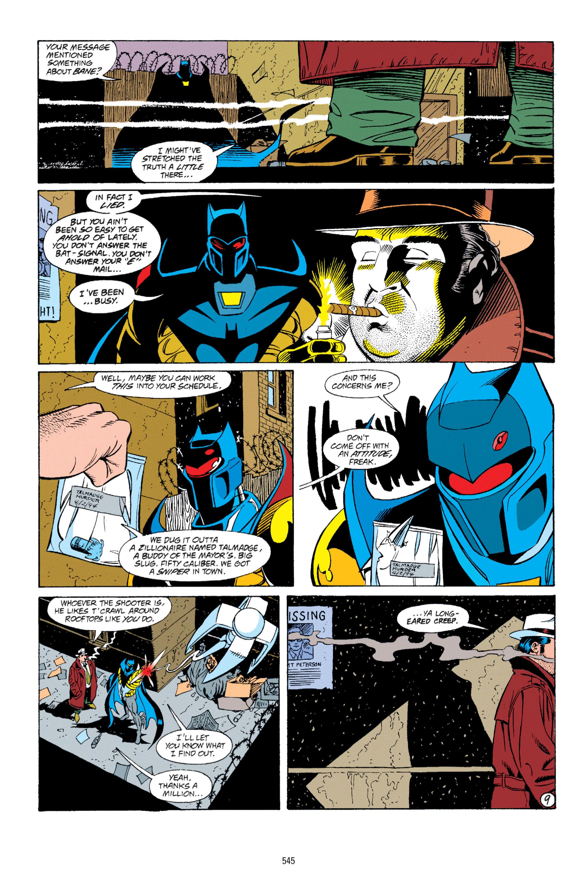 Detective Comics (1937) 674 Page 9