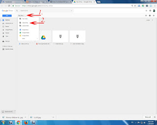 how to add PDF file in blogger post
