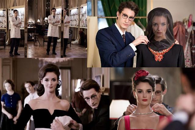 film, moda, fashion, projektant mody, coco chanel, yves saint laurent, filmy o modzie, biografie projektantów mody, prawdziwa historia, pierre berge, dior,