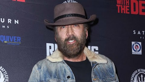 Nicolas Cage új filmét jövő tavasszal mutatják be