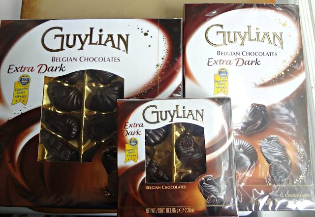 Guylian Artisanal Belgian Chocolates-Review