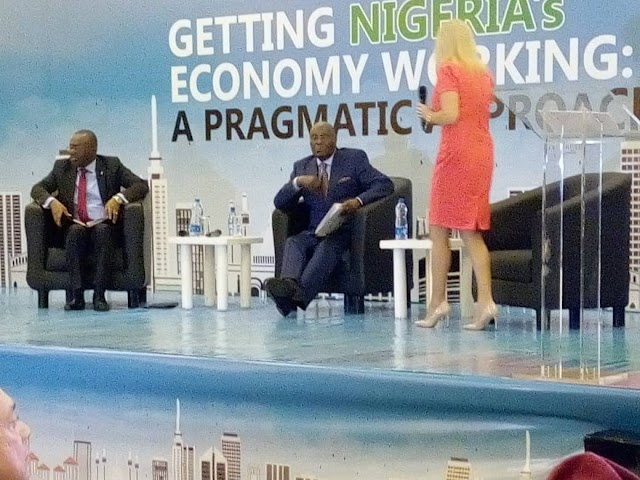 Atiku Meets with Business Community in Lagos