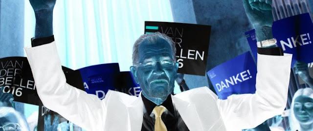 Bundespräsidentenwahl in Österreich - Van der Bellen schlägt Hofer